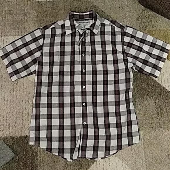 Avirex Other - Avirex Mens Button Down Shirt Medium